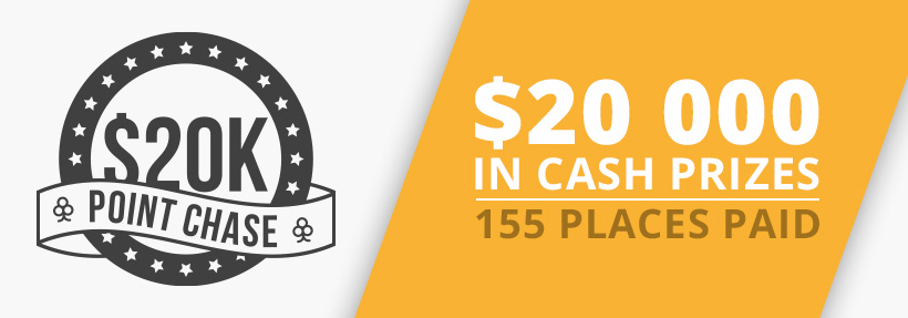 ♠ $20K MPN Points Chase ♠ January 2017
