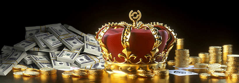 King Of HighStakes €5,000 July Cash Leaderboard