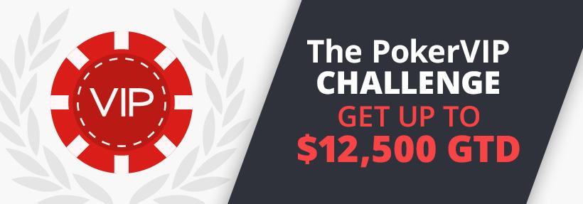 The PokerVIP Challenge - October 2017