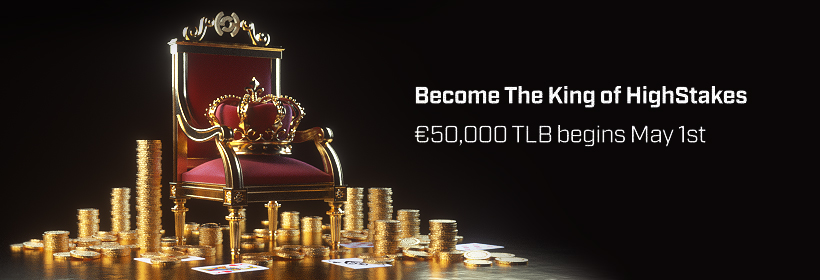 €50,000 King Of HighStakes
