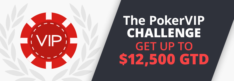 The PokerVIP Challenge - September 2017