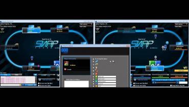 888 Poker $100nl Snap (Fast Fold) Part 1