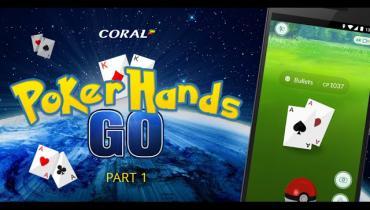 Coral Poker: Poker Hands Go Part 1