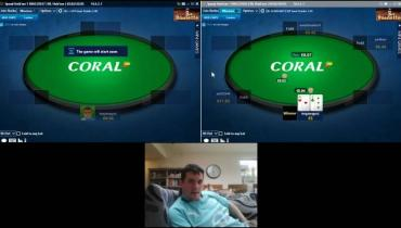 Coral Speed Poker: Part 1 - 5nl