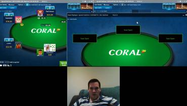Coral Speed Poker: Part 4 - 20nl