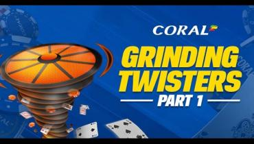 Grinding Twisters On Coral Part 1