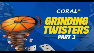 Grinding Twisters On Coral Part 3