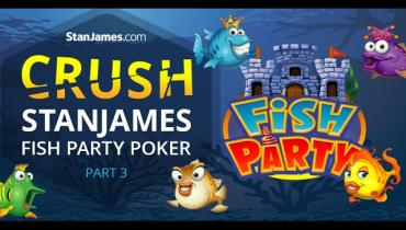 Stan James Fish Party SnG's Part 3/4
