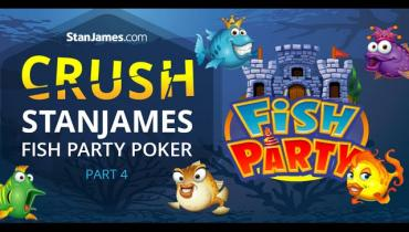 Stan James Fish Party SnG's Part 4/4