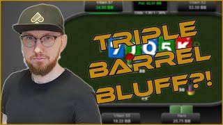The Triple Barrel // Understanding Poker Ranges and Connecting the Dots (Part 1)