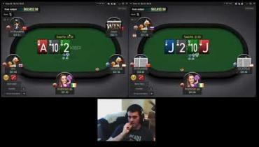 GGPoker 25nl Part 2/2