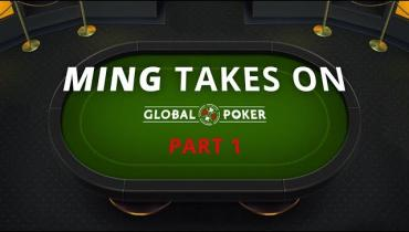 4NL Cash Game Coaching On Global Poker 1/2