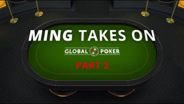 4NL Cash Game Coaching On Global Poker 2/2