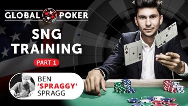 Crushing Global Poker SnG's With Spraggy Part 1/2