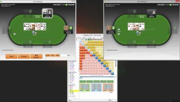 Poker Snowie GTO Study Tool Part 3