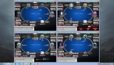PokerStars $100nl 6max Live Play Part 6