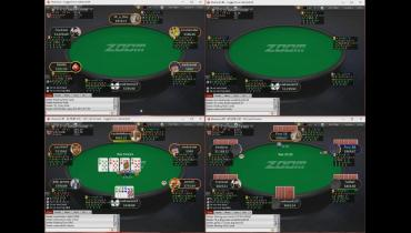 PokerStars $500PLO Zoom: Playing With Gus Hansen