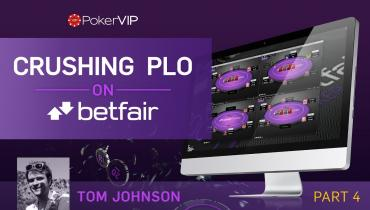 PLO Micro Stakes Training Part 4