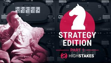 HighStakes Poker 50nl Strategy: 1/5