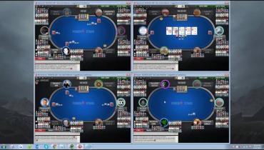 PokerStars $100nl 6max Live Play Part 7