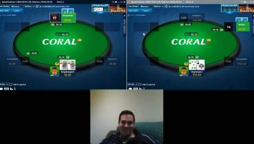 Coral Speed Poker: Part 2 - 10nl