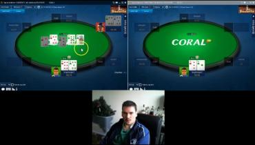 Coral Speed Poker Part 1: 100% RFI