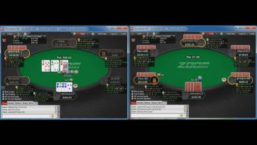PokerStars High Stakes: Zoom $500PLO Part 1