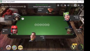 How To Crush PLO Nanostakes On Unibet