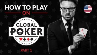 US Poker Now Legal - GlobalPoker.Com Review  1/4