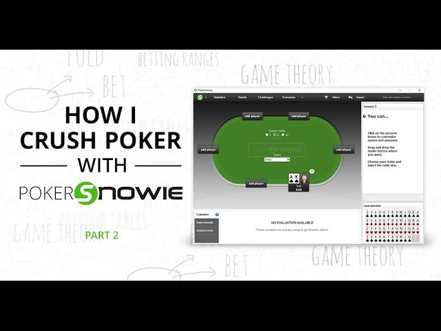 pokersnowie bovada betting