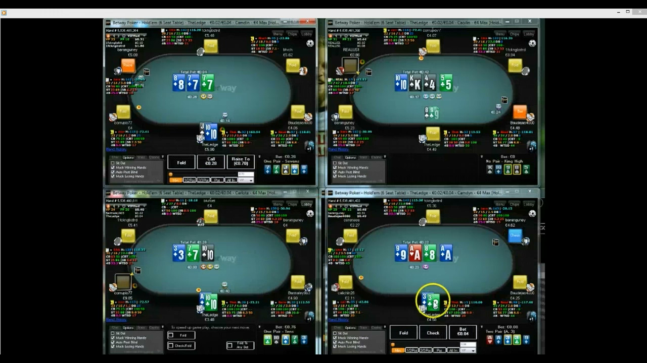 Leak Finder Review - 'TheLedge' 4NL Betway - Coaching