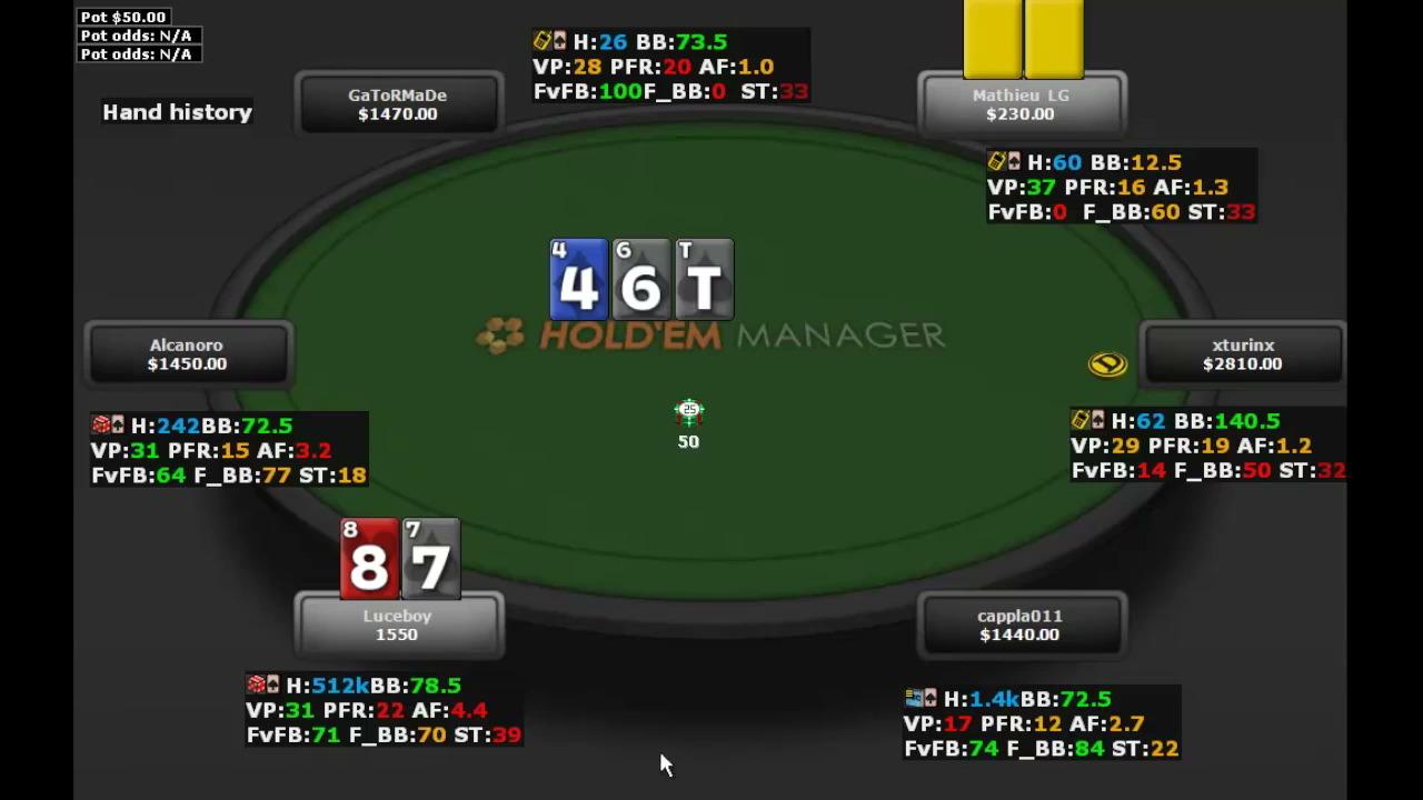 Vp pfr poker europa casino avis